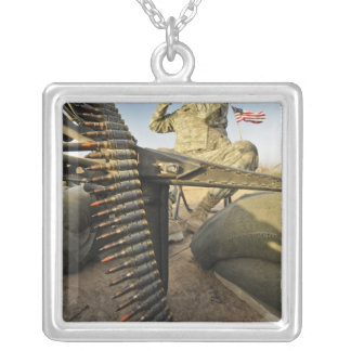 soldier scouts for enemy activity pendant