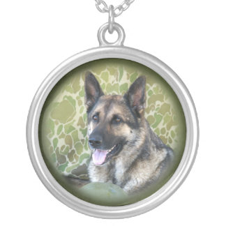 Soldier Shepherd Necklace