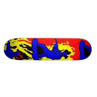 soldier skateboard 26