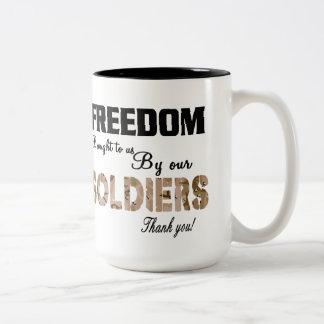 Soldier Tribute Mug
