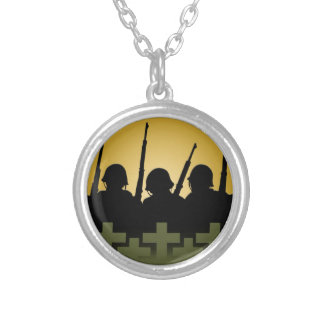Soldier Tribute Necklace Lest We Forget Jewelry