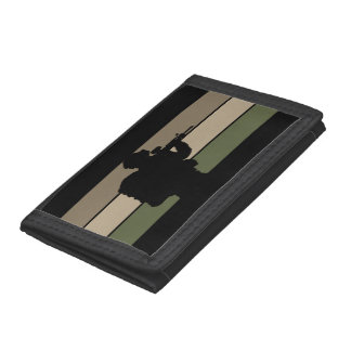 Soldier Trifold Wallet