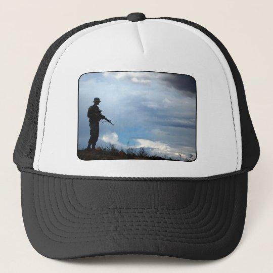 Soldier Trucker Hat