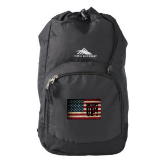 Soldier UP! High Sierra Backpack