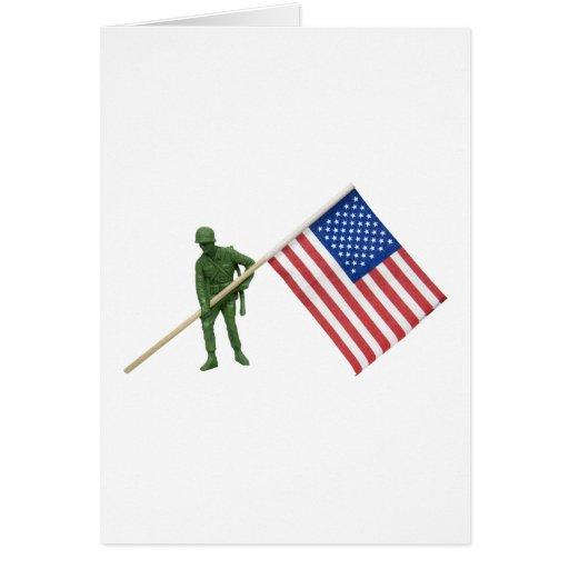 SoldierAmericanFlag2072509 Card