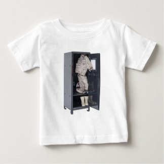 SoldierGearInLocker081212.png Baby T-Shirt