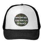 Soldiers: America's Heroes Mesh Hats