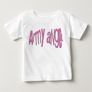 Soldier's Angel Baby Baby T-Shirt