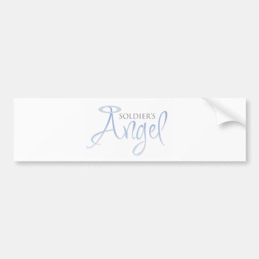 Soldier's Angel Bumper Sticker