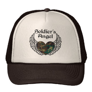 Soldier's Angel Hat