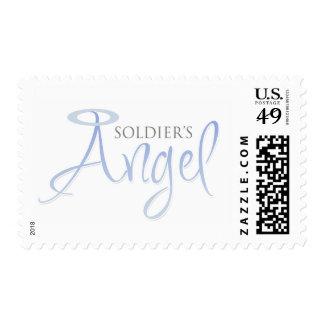 Soldier's Angel Postage