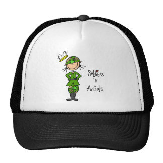 Soldiers Are Angels (Female) Hat