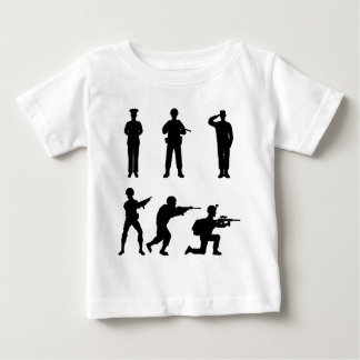 Soldiers Baby T-Shirt