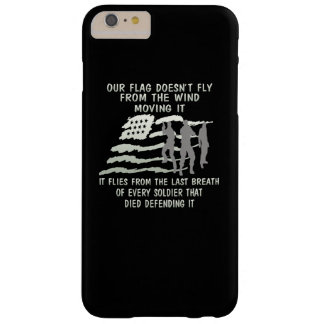 Soldiers Barely There iPhone 6 Plus Case
