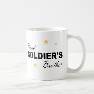 soldiers brother classic white coffee mug