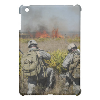 Soldiers call in information case for the iPad mini