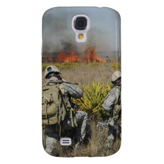 Soldiers call in information samsung galaxy s4 cover