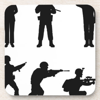 Soldiers Coaster