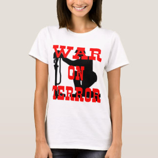 Soldiers Cross 9-11 War On Terror T-Shirt
