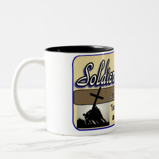 Soldiers for Christ Coffee Cup