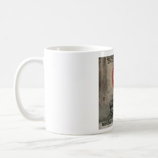 Soldiers for the Cause Coffee Mug mug