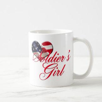 soldier's girl coffee mug