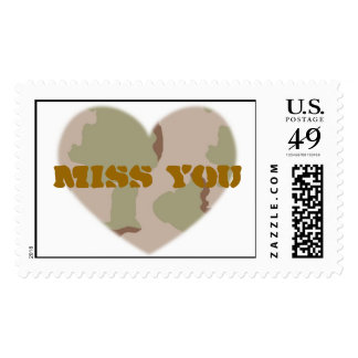 Soldiers Girl Stamp
