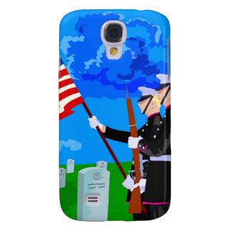 Soldiers Graveyard Galaxy S4 Case