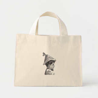 Soldier's Hat Tote Bag