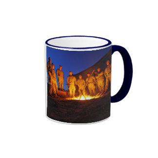 Soldiers in Afghanistan Coffee Mug