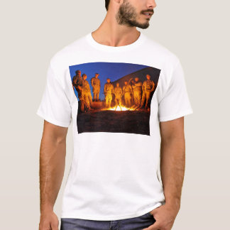 Soldiers in Afghanistan T-Shirt