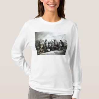Soldiers in the Crimea, c.1855 T-Shirt
