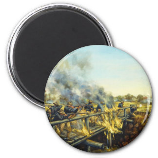 Soldiers in the Sun by Donna Neary Magnets