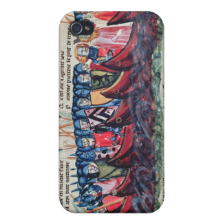 Soldiers in their Ships iPhone 4/4S Case
