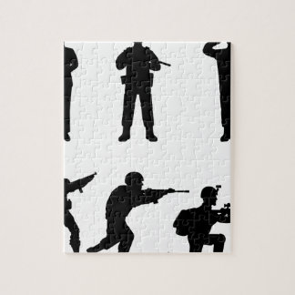 Soldiers Jigsaw Puzzle