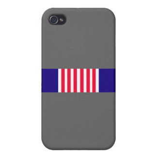 Soldiers Medal Ribbon iPhone 4/4S Cover