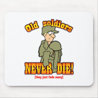 Soldiers Mouse Pad
