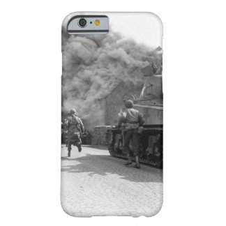Soldiers of the 55th Armored Infantry_War Image Barely There iPhone 6 Case