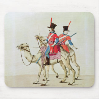Soldiers of the Dromedary Regiment, 1839 Mouse Pad