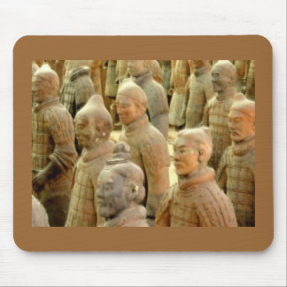 Soldiers of the First Chinese emperor Mouse Pad