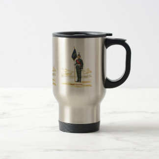 Soldiers of the Queen Drum Major Royal Scots Mugs