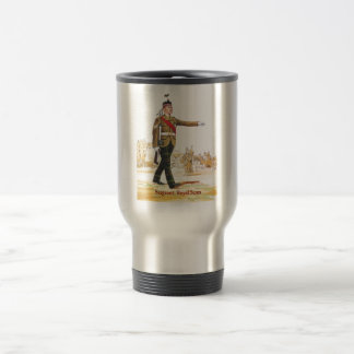 Soldiers of the Queen, Sergeant, Royal Scots Travel Mug