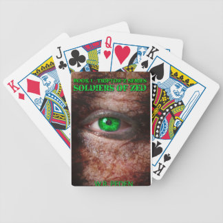 Soldiers of ZED Bicycle Playing Cards