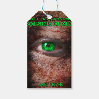 Soldiers of ZED Cover 1st Edition Gift Tags