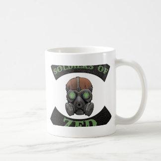 Soldiers of ZED Logo Coffee Mug