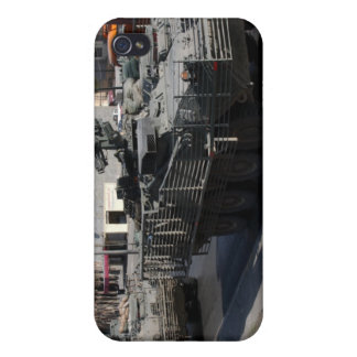 soldiers patrolling iPhone 4/4S cases