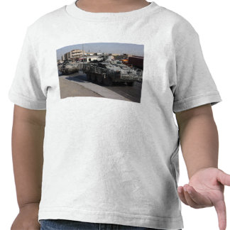 soldiers patrolling shirt