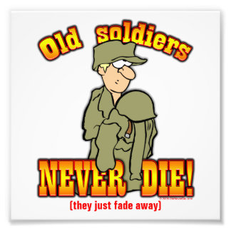 Soldiers Art Photo