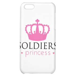 Soldiers Princess iPhone 5C Cover