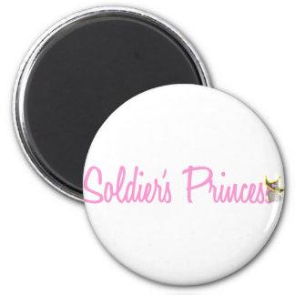 Soldier's Princess Magnet